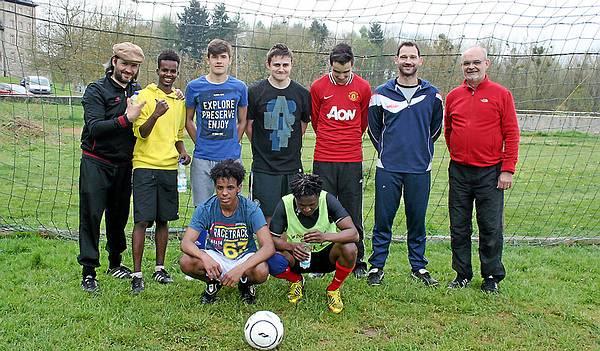Verantwortung Fussball Verbindet